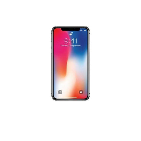 IPhone X 256GB_Space Grey