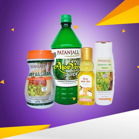 Patanjali Value Pack