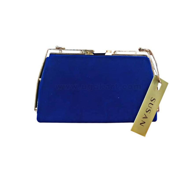 Ladies Susan Clutch Bag - Bag