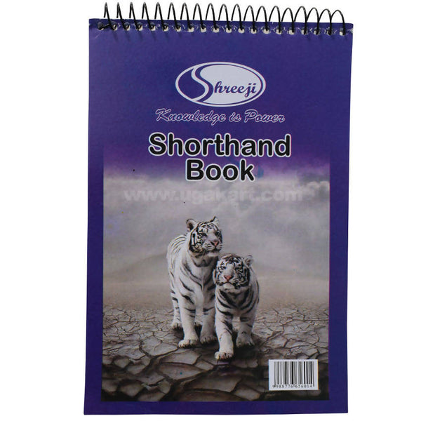 Standard Shorthand Note-Book (5X8)_70Sheets