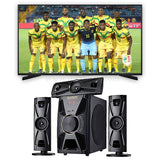 HISENSE 32″ HD – N50HTS LED TV and Djack-403 Subwoofer System Combo