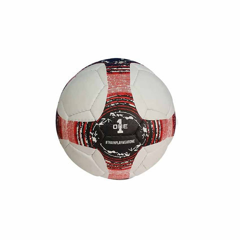 Football One Trainplaywearone - Red & Black