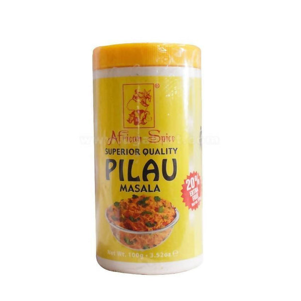 African Spices Pilawo Masala 100gm