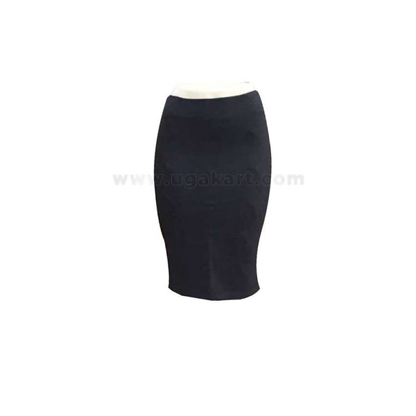 Ladies Tight Skirt - Black
