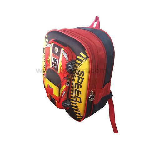 Speed Car Kids Bag-