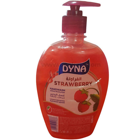 DYNA Strawberry Hand Wash 500ml