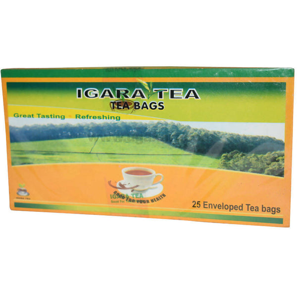 Igara Tea_25 Enveloped Tea Bags