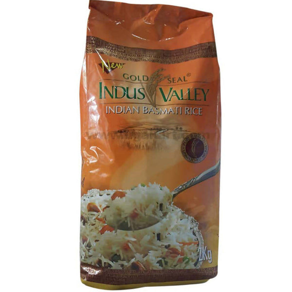 Indus Valley Indian Basmatic Rice_2KG