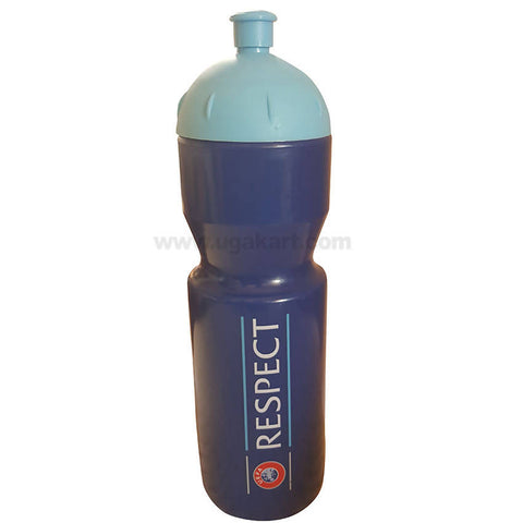 UEFA Respect Water Sipper Bottle_Blue and Light Blue