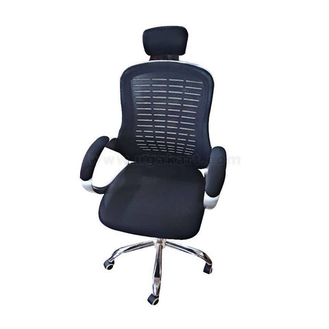 Plastic Screen Cloth Computer Chair-Office Chair