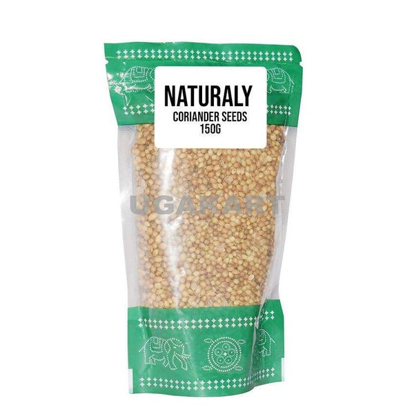 Naturaly Coriander Seed 150gm