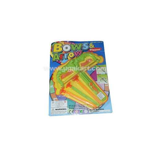 Kids Bows & Arrow Playset