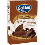 Golden Best Whipped Cream With Cocoa 75g