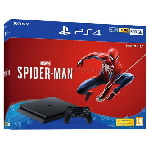 MarvelÌs Spider-Man - PS4 500GB