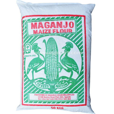 Maganjo Maize Flour (POSHO) 50Kg
