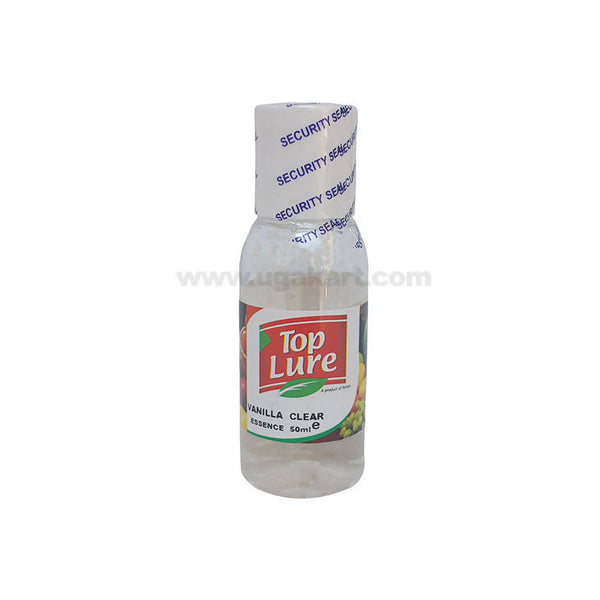 Top Lure Vanilla Clear Essence_50ml