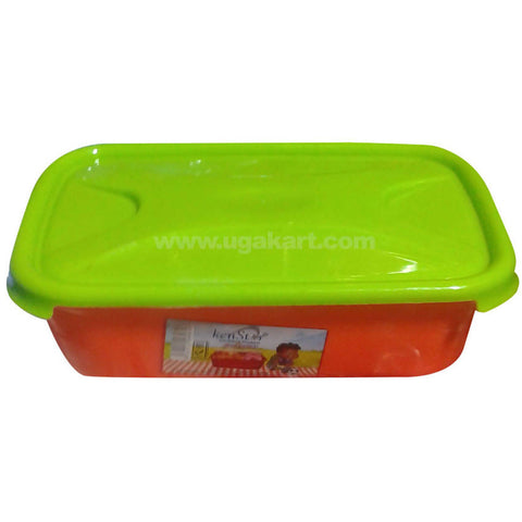 Green & Orange Lunch Box