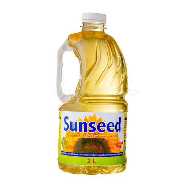 SUNSEED SUN FLOWER OIL 2L