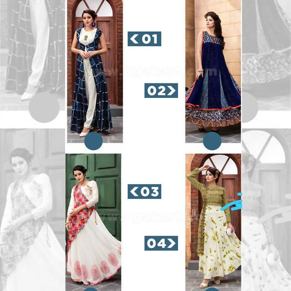 Long Dress - Price Per Each ( Size XXL/42 )