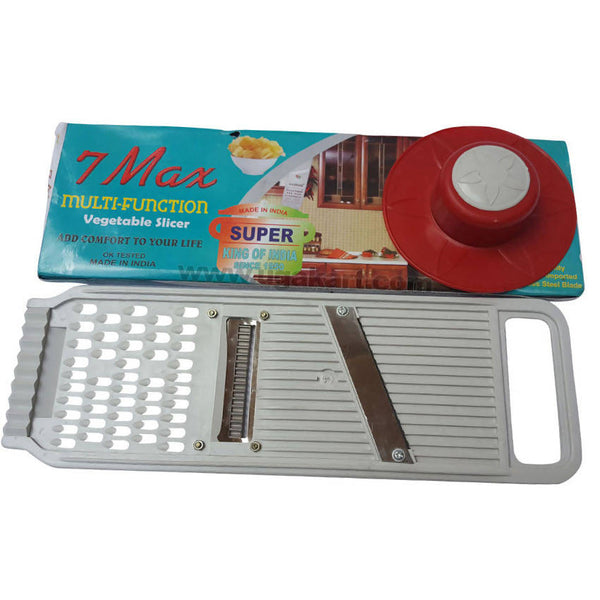 7 Max Multi-Function Vegetable Slicer