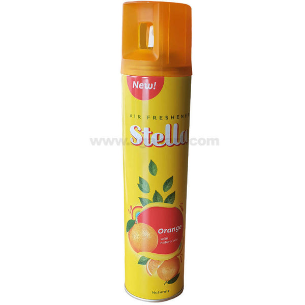Stella Orange With Natural Oils_Air Freshener_250ML