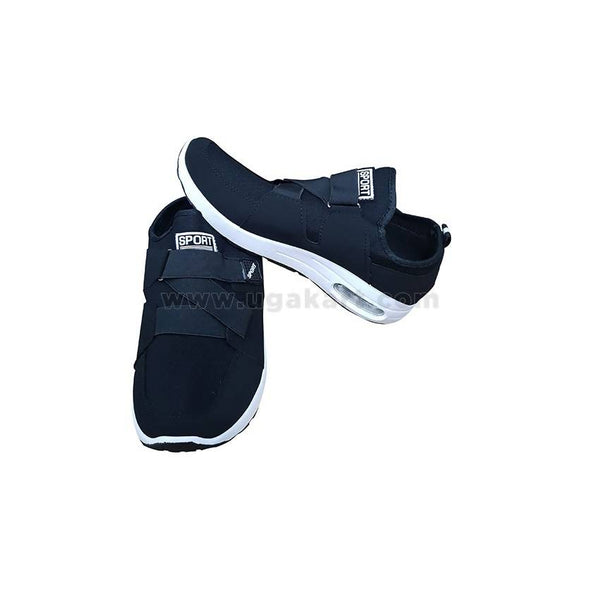 Mens Casual Sports Shoes - Black