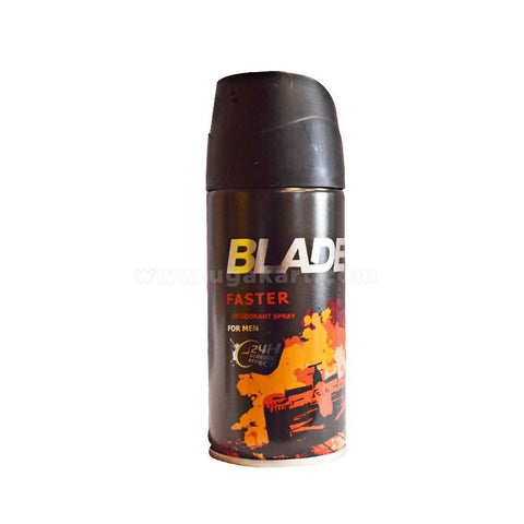 Blade Faster Deodorant Spray For Men 24H Xtreme Effect 150ml