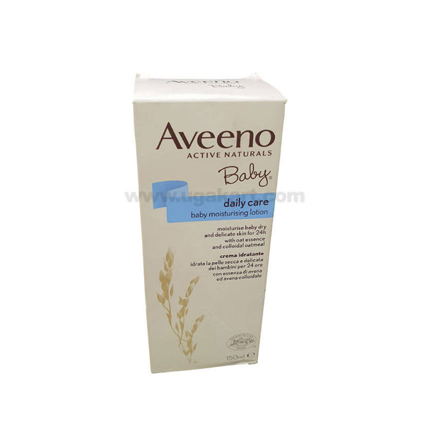 Aveeno Active Naturals Baby-Daily Care Baby Moisturising Lotion-150ml