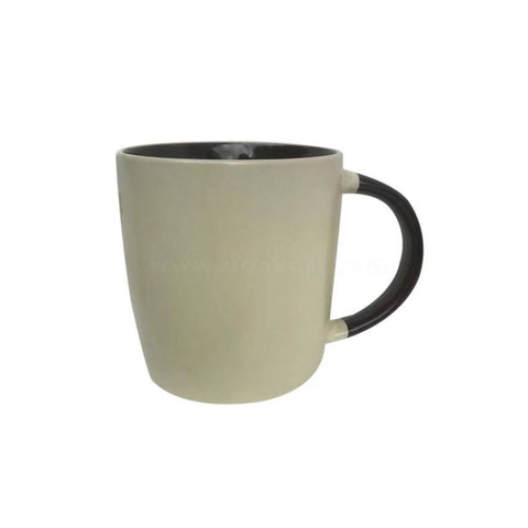 COFFEE Mug (Cream Colour) - 6 PC