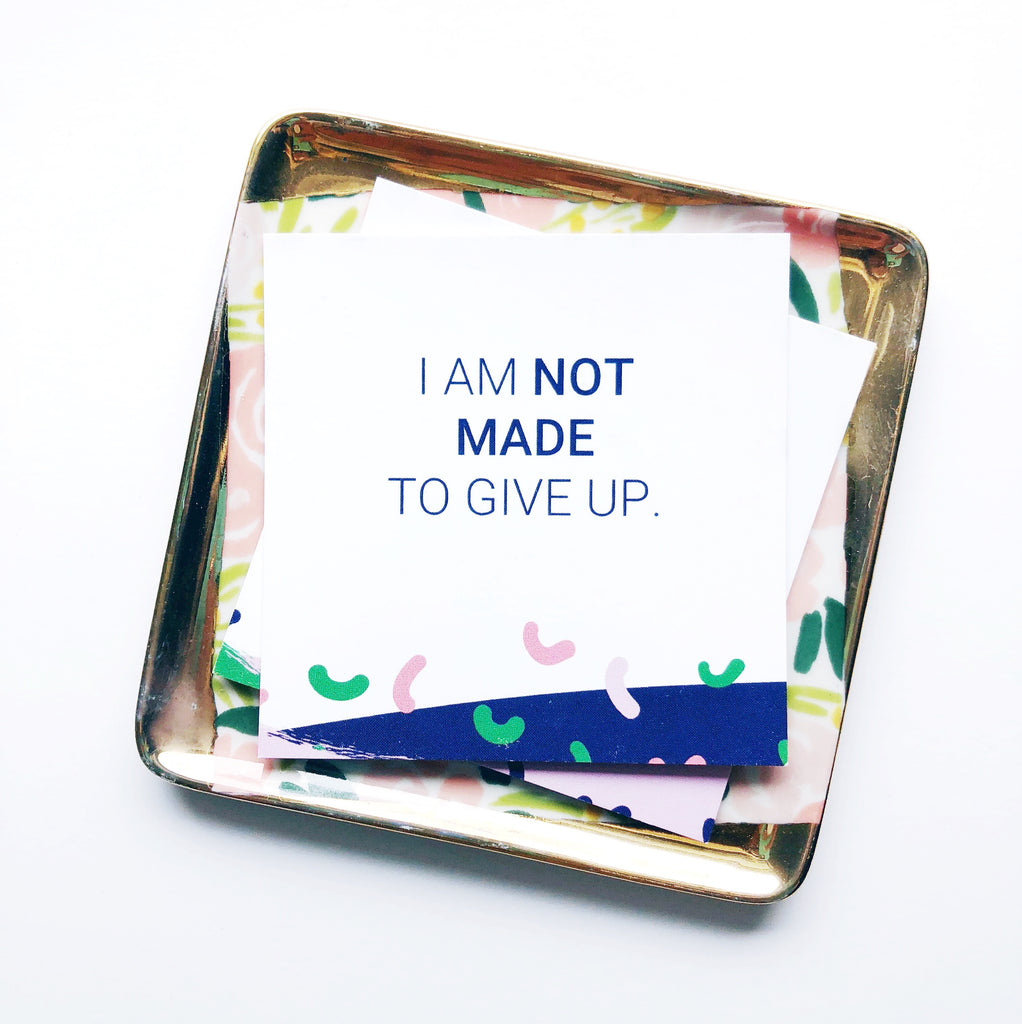 Self-Worth Affirmation Cards