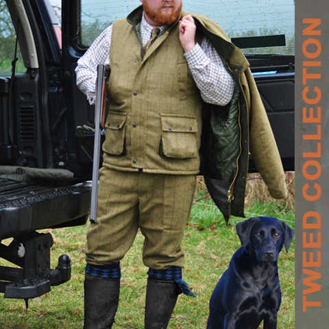 Tweed Hunting and Shooting Lines