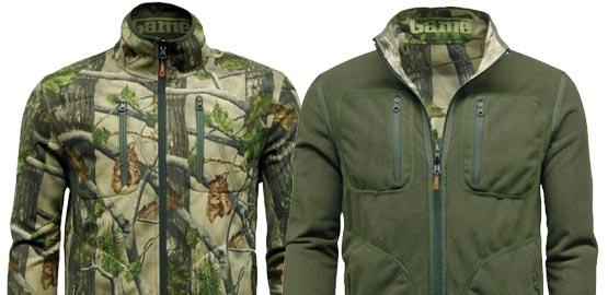 GAME HB211 Pursuit Reversible Camouflage Jacket image