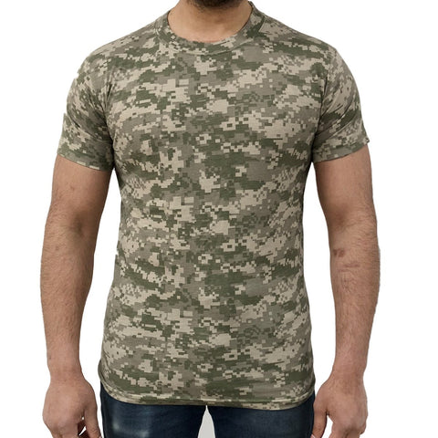 Game Digital Camouflage T Shirt