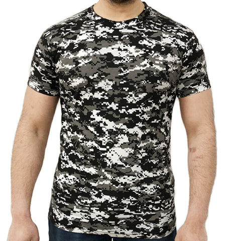 NEW - Game Digital Camouflage Tshirts
