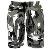 Mens Game French Terry Casual Sport Shorts