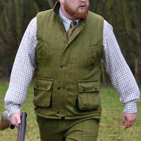 Game Tweed Gilet