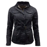 Ladies Game Morgan Antique Wax Jacket