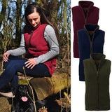 Ladies Game Penrith Country Fleece Gilet