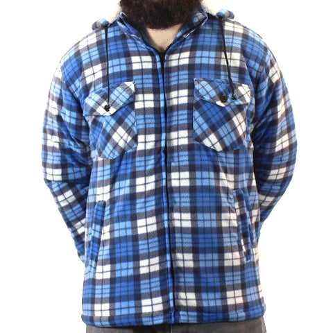 Mens GAME R5056 Richmond Sherpa Shirt