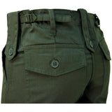 Game Cargo Trousers from the Back