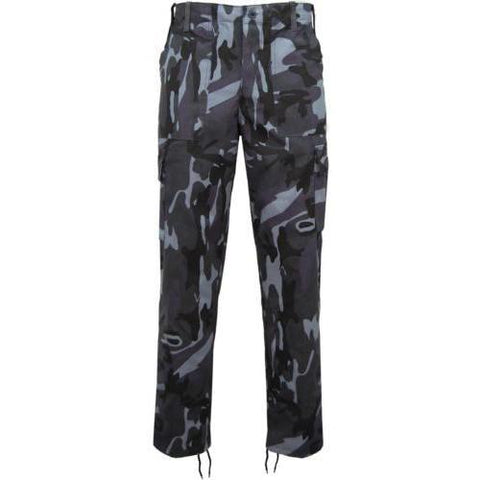 Game Cargo Trousers in Midnight