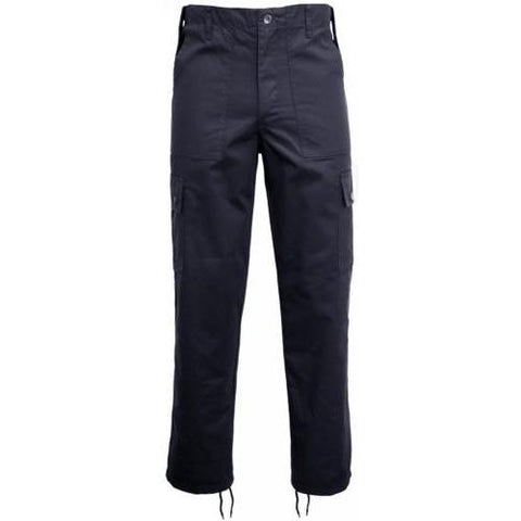 Game Cargo Trousers In Navy