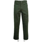 Game Cargo Trousers in Olive