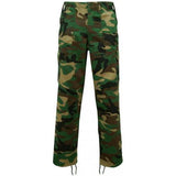 Game Cargo Trousers in Woodland