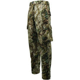 Game EN302 Stealth Waterproof Trousers Passion Green Side