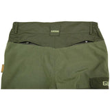 Game Excel Ripstop Trousers Back Close Up