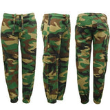 Game Camouflage Joggers - Woodland