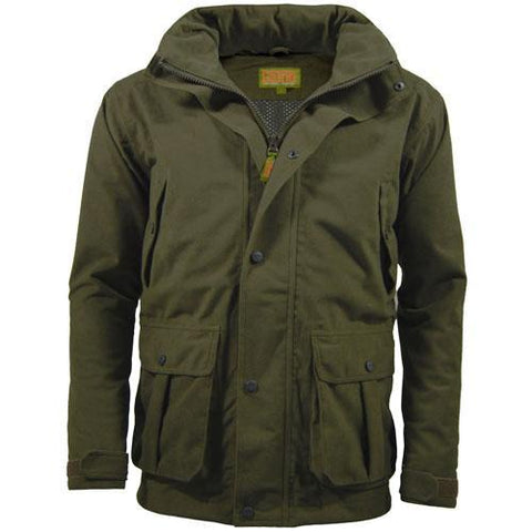 Game Mens EN207 Stealth Jacket Hunters Green