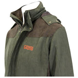 Game Mens HB220 Aston Pro Jacket Side Closeup