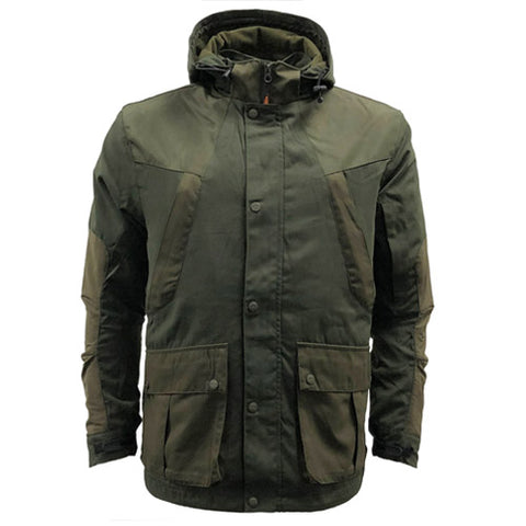 Mens Game HB848 Scope Waterproof Jacket (Green)